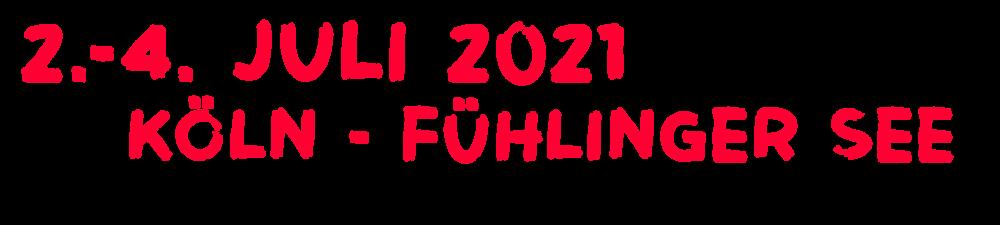 Summerjam 2021 Künstler